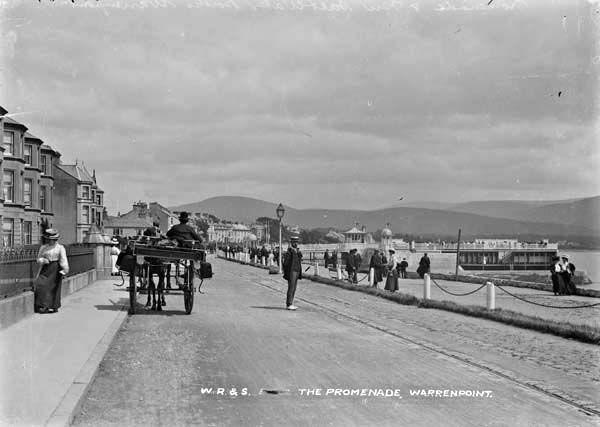The Promenade, Warrenpoint, Co. Down