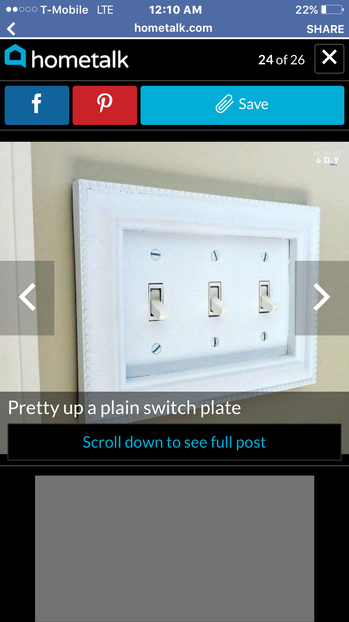 Pin by Angi McClain on Home accessories Switch plates