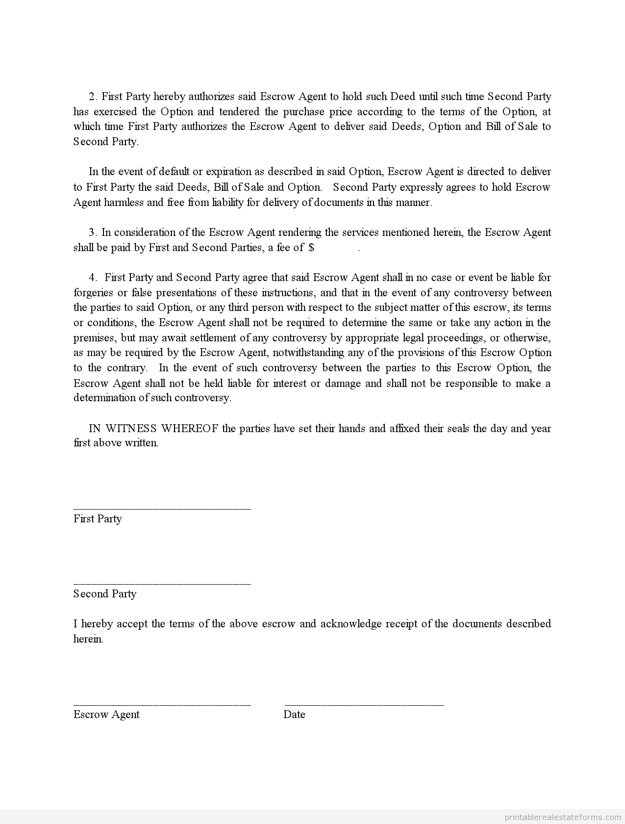 Free Loan Authorization Form Printable Real Estate Forms Real Estate Forms Rental Agreement Templates Word Template
