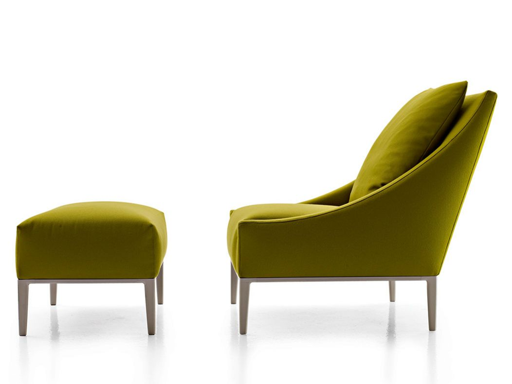 download the catalogue and request prices of husk chair with casters by bb italia upholstered fabric chair with armrests with casters design pa bb italia furniture prices
