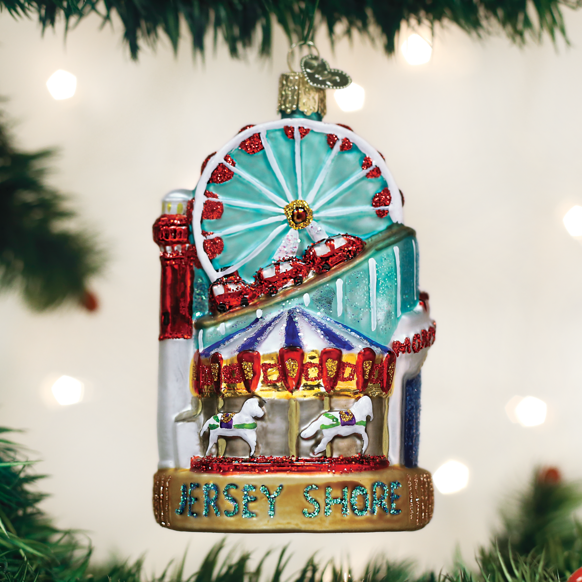 Explore Old World Christmas Glass Ornaments And More Jersey Shore
