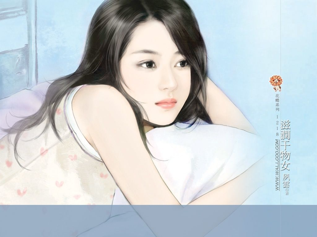 meng sister pink sweet photo wallpaper - chinese girls 720×960
