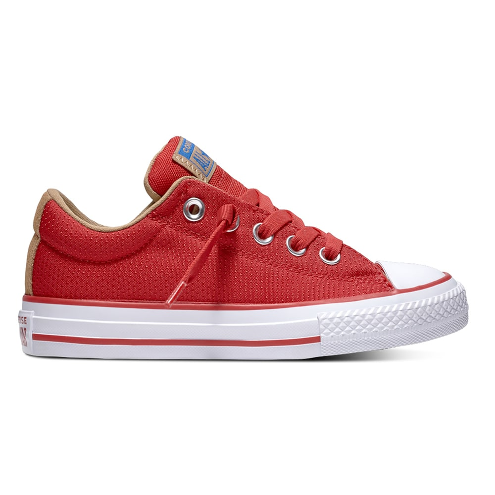01ff41907c2f Boys  Converse Chuck Taylor All Star Street Slip Low Sneakers in ...