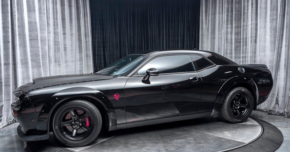 Used 2018 Dodge Challenger Srt Demon Coupe Only 1978 Miles 1978 Dodge Ramcharger For Sale By In 2020 Dodge Challenger Dodge Challenger For Sale Dodge Challenger Srt