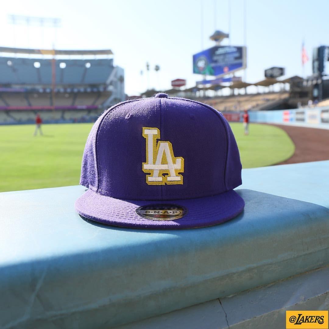 c4d32fc5607 Lakers Night at Dodgers Stadium.  WeLoveLA (at Dodger Stadium)