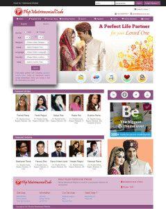 Pin By Matrimonial Code On Php Matrimonial Script Pinterest Open - Matrimonial website templates