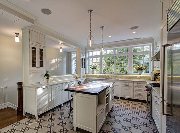 Traditional Townhouse Gets A Stunning Makeover In Brooklyn Beauteous Brooklyn Kitchen Design Design Decoration