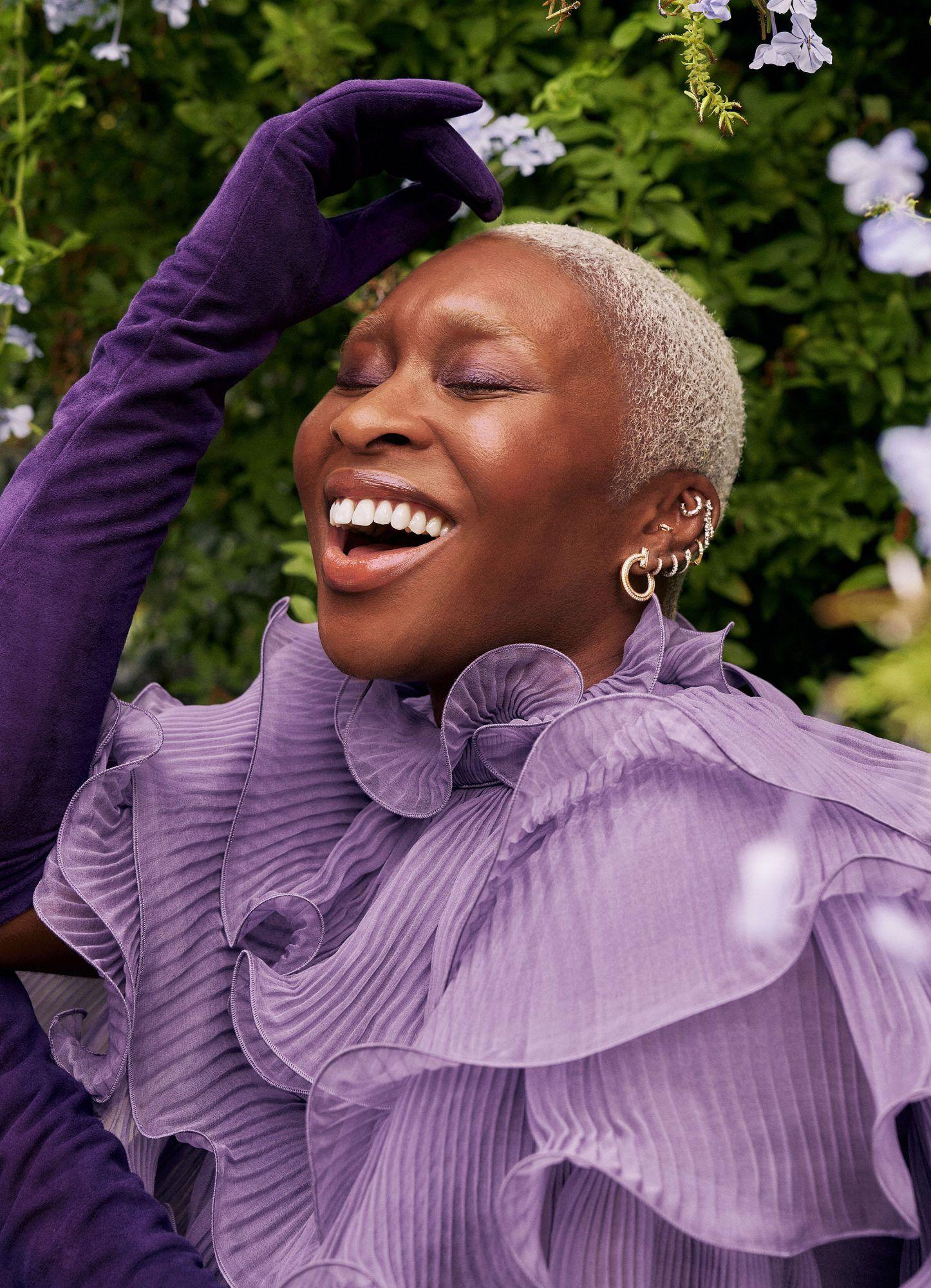 Cynthia erivo sparks joy in 2020 cynthia erivo african