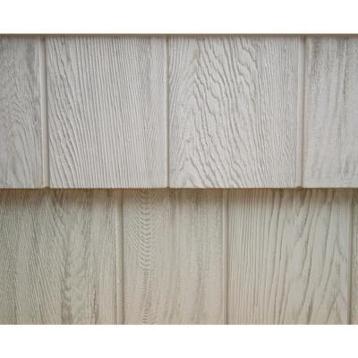 Grayne 8 1 2 In X 60 3 4 In Mountain Ash Engineered Rigid Pvc Shingle Panel 7 5 In Exposure 32 Per Box 2546030 The Home Depot In 2020 Shingle Panel Vinyl Cedar Shake Siding Shingle Colors