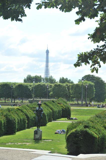 Paris... Jardin des Tuileries
