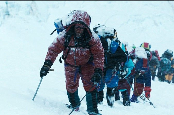 everest the movie reviews