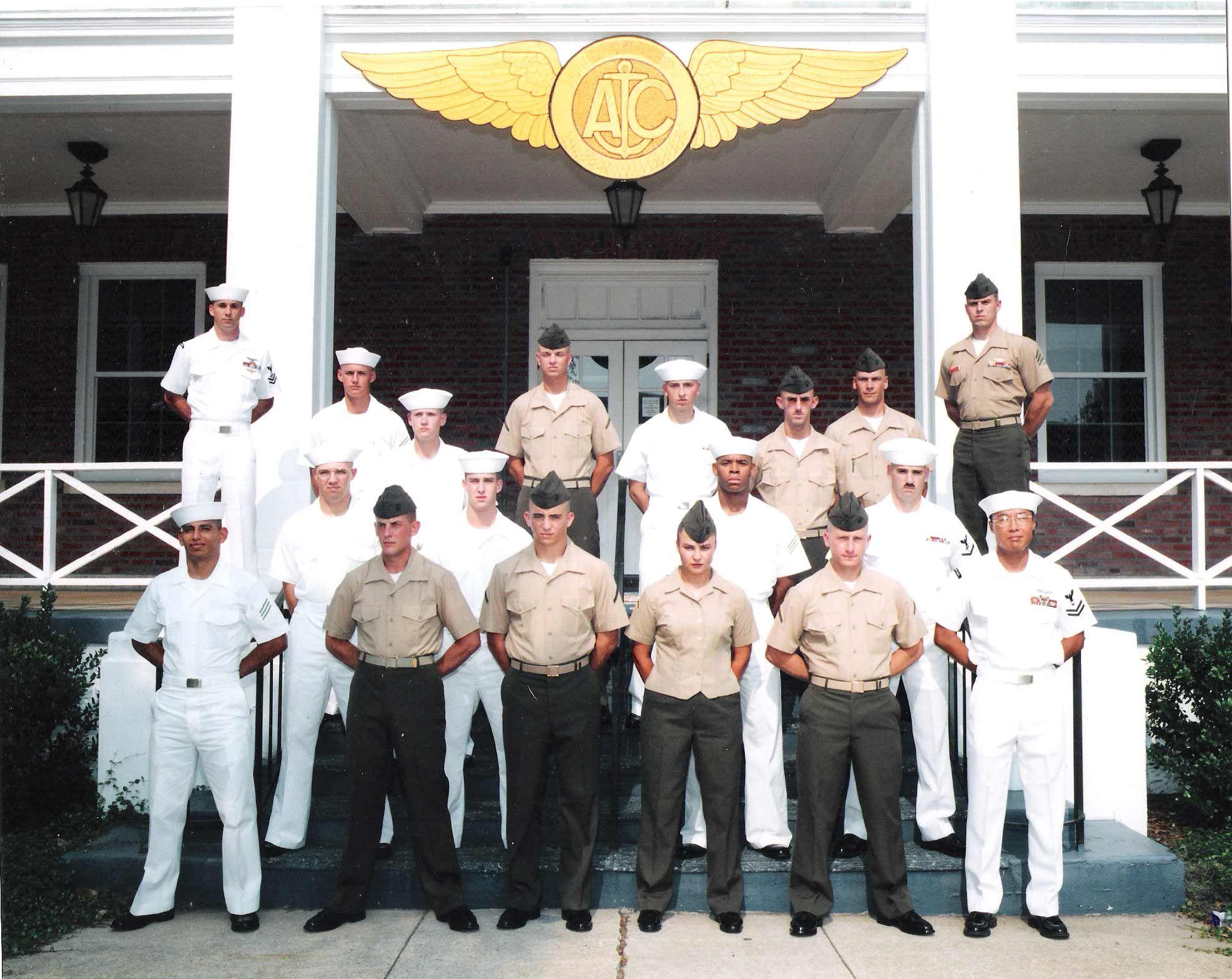 N.A.C.C.S. Naval Air Crew Candidate School. Pensacola, FL ...