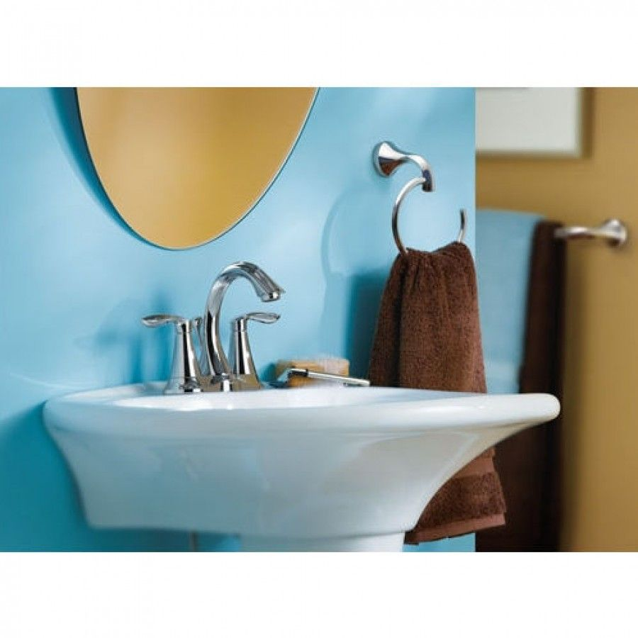Moen Eva Two Handle Bathroom Faucet - 6410 | For Home | Pinterest ...