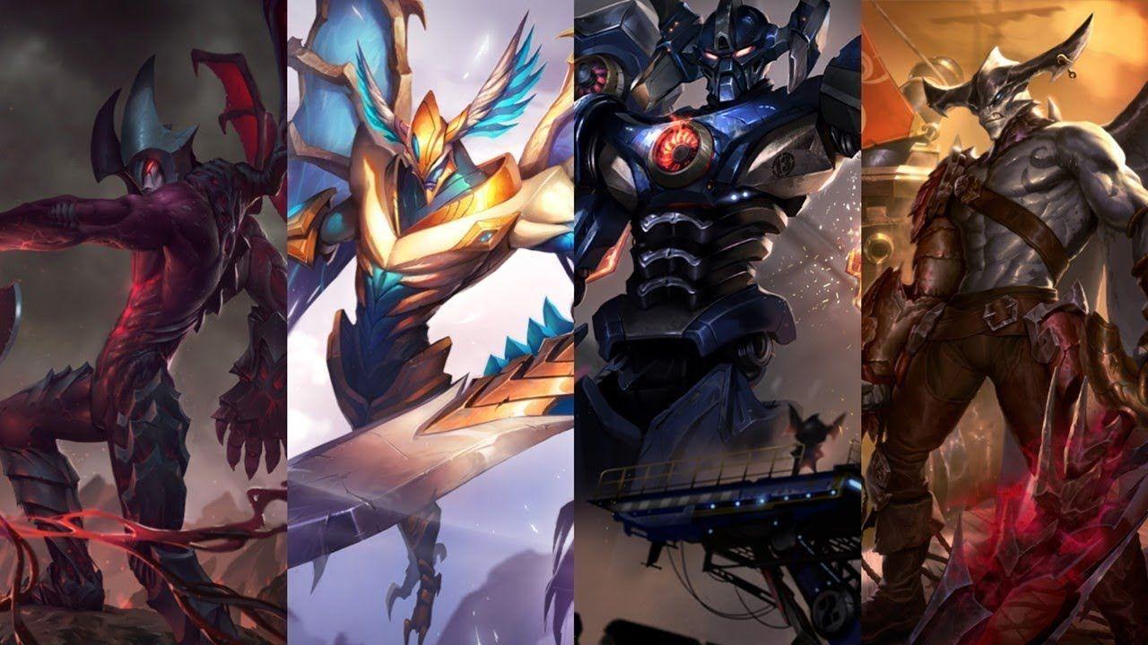 Sound Effects Aatrox The Darkin Blade League Of Legends In