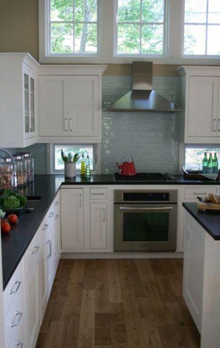 New Kitchen Colors With Black Appliances Paint Spaces ...