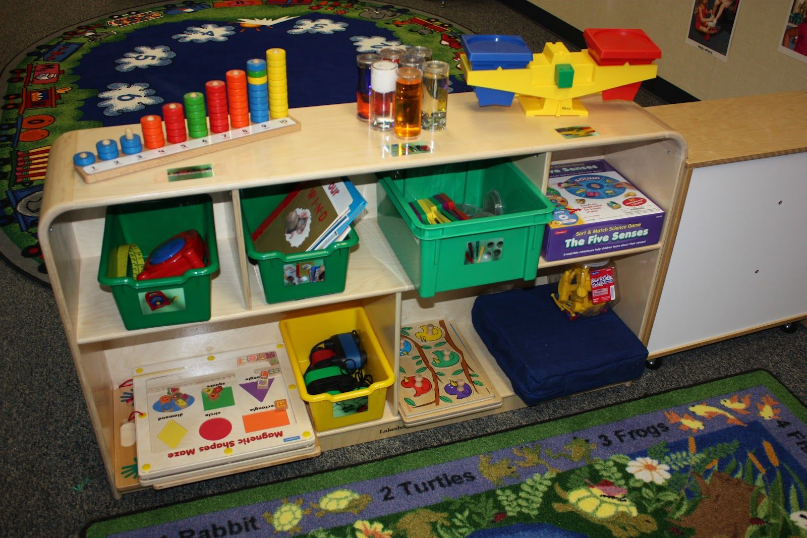 Preschool Science Center Ideas Science Center Science