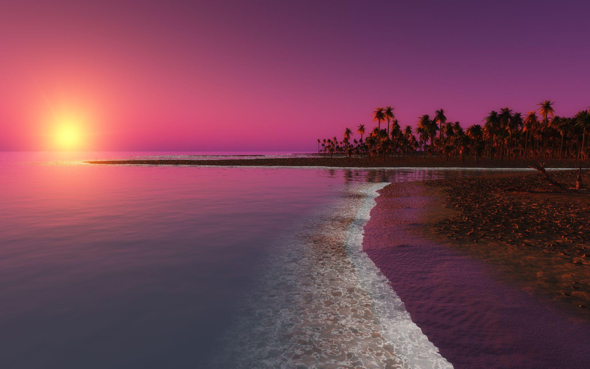 Purple Summer Wallpaper #19642 Wallpaper | High Resolution ...