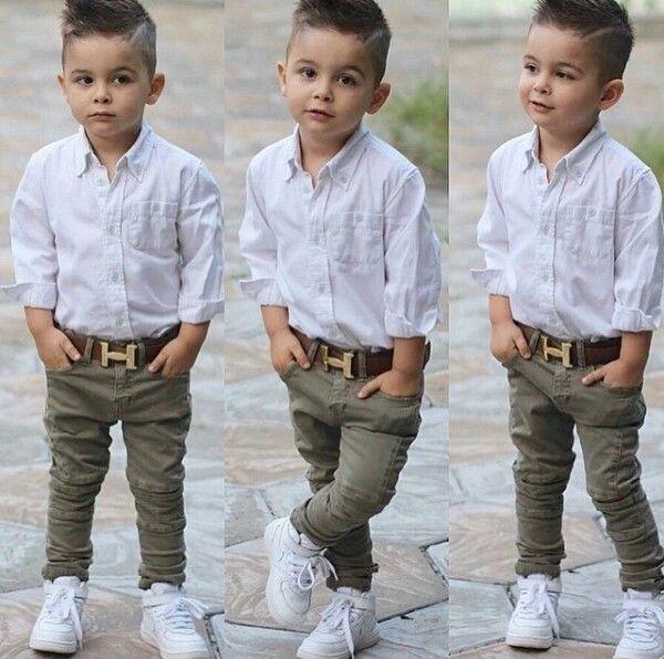 Basico pero con estilo.   Niños   Pinterest   Con estilo, Estilo y ...