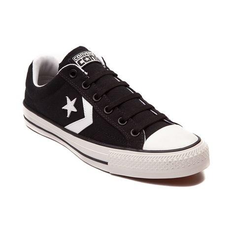 converse star player pro black