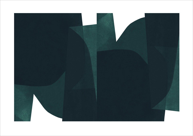 Laszlo Moholy Nagy Circle Segments Giclee Art Paper Print Poster Reproduction