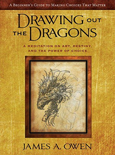 Drawing Out The Dragons A Meditation On Art Destiny And The