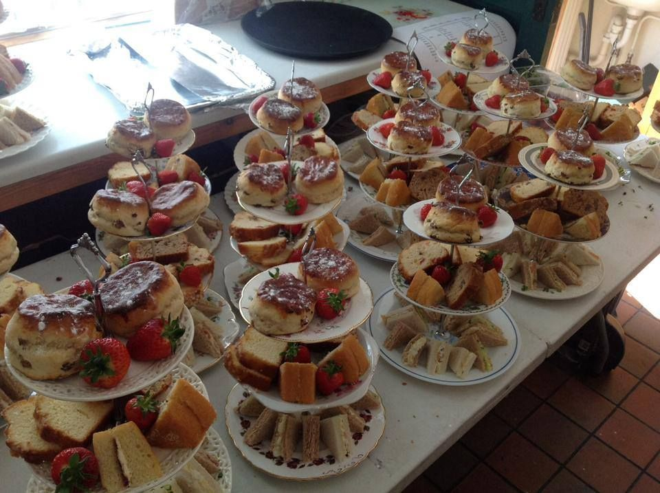 afternoon tea for a wedding - Google Search | Wedding | Pinterest ...