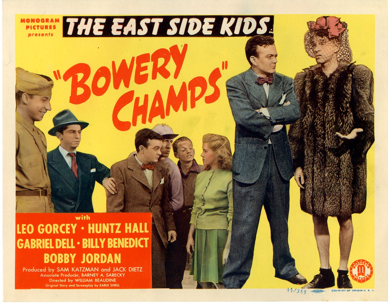 Download Bowery Champs Full-Movie Free