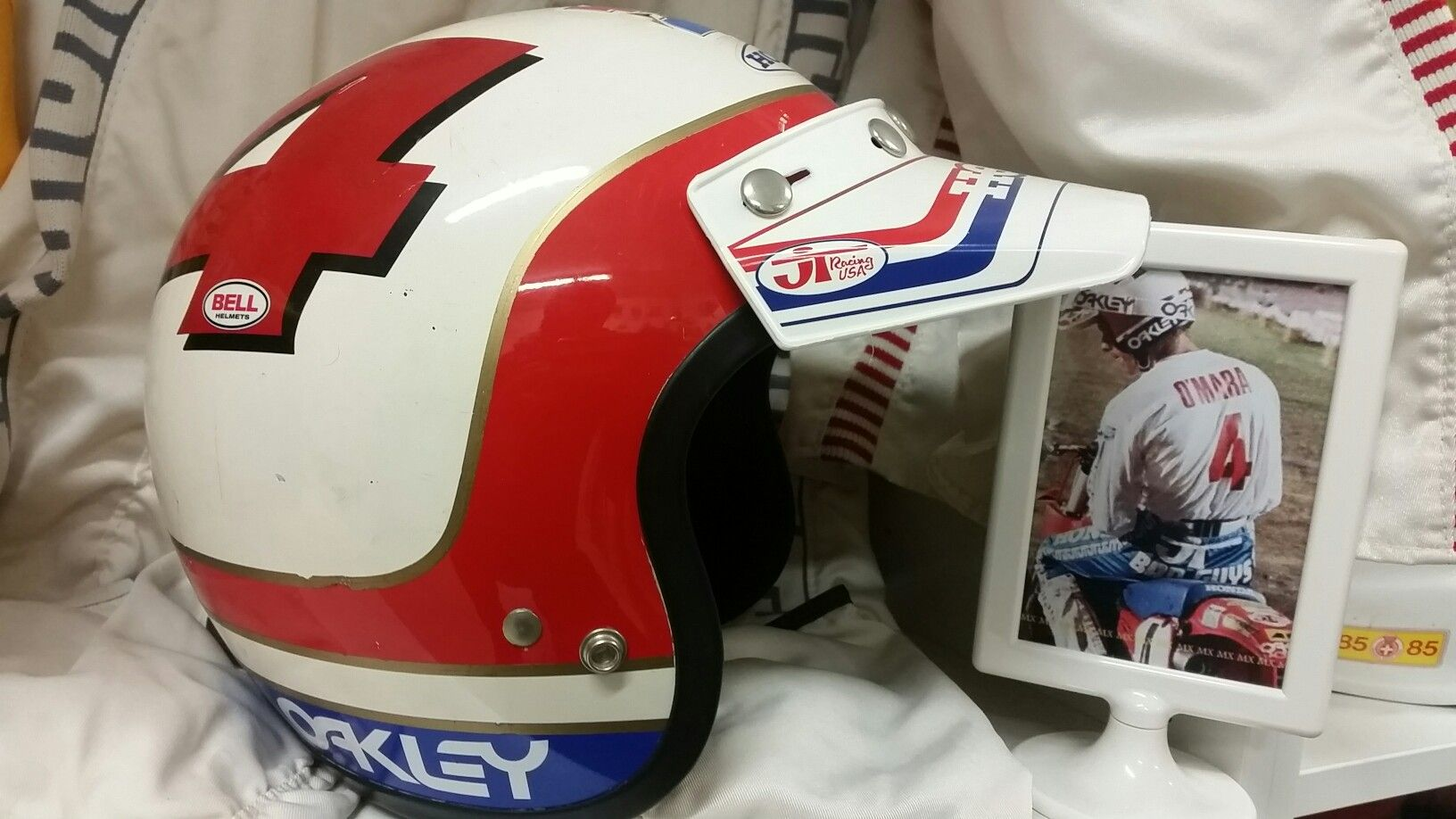 Johnny O'mara Helmet Replica