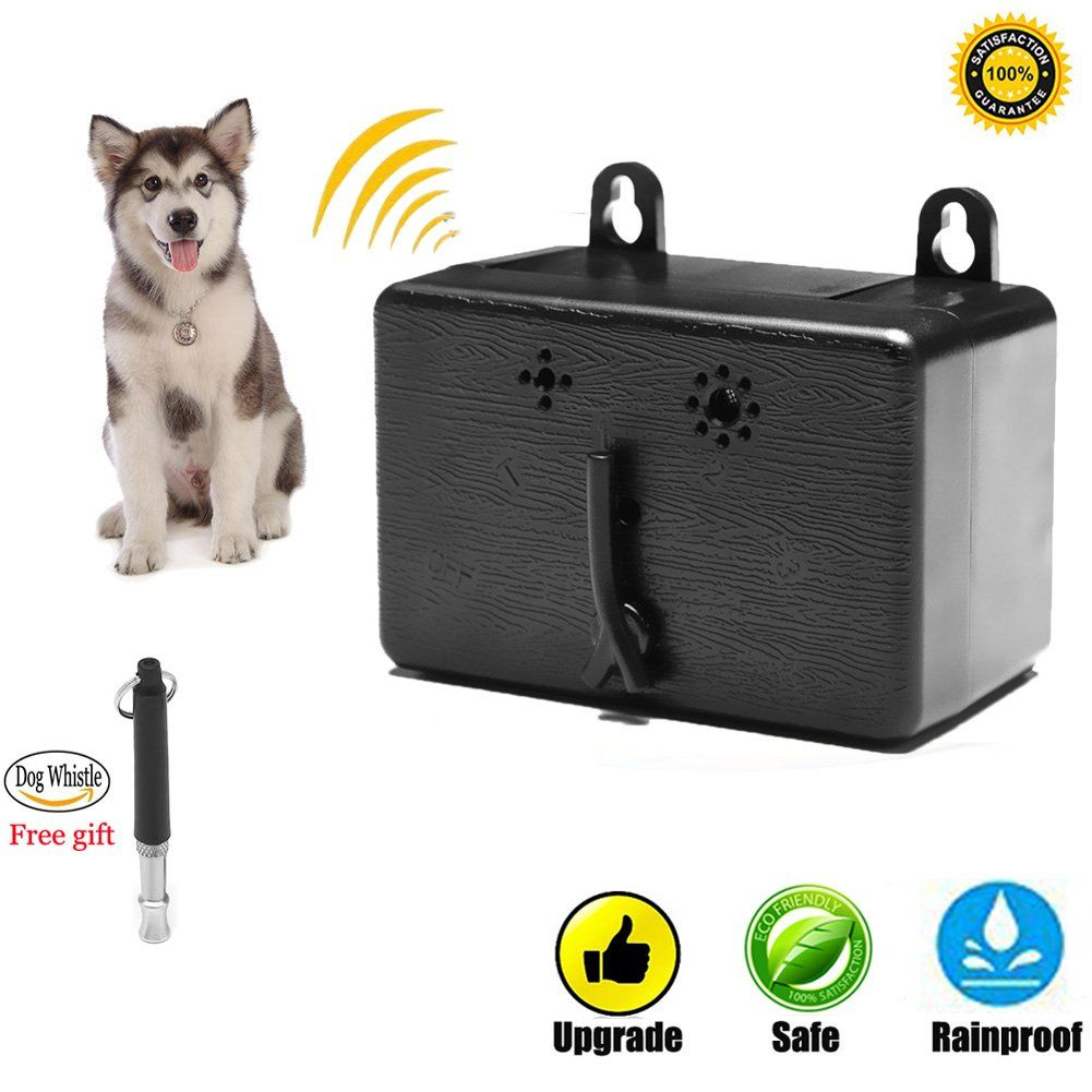 Mini Bark Control Device Outdoor Anti Barking Device Ultrasonic