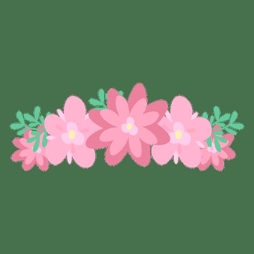 Pink Flower Crown Ad Aff Affiliate Crown Flower Pink In 2020 Flower Crown Drawing Flower Drawing Anime Flower
