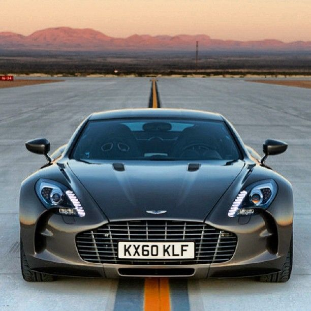 Aston Martin One 77! Whether You're Interested In