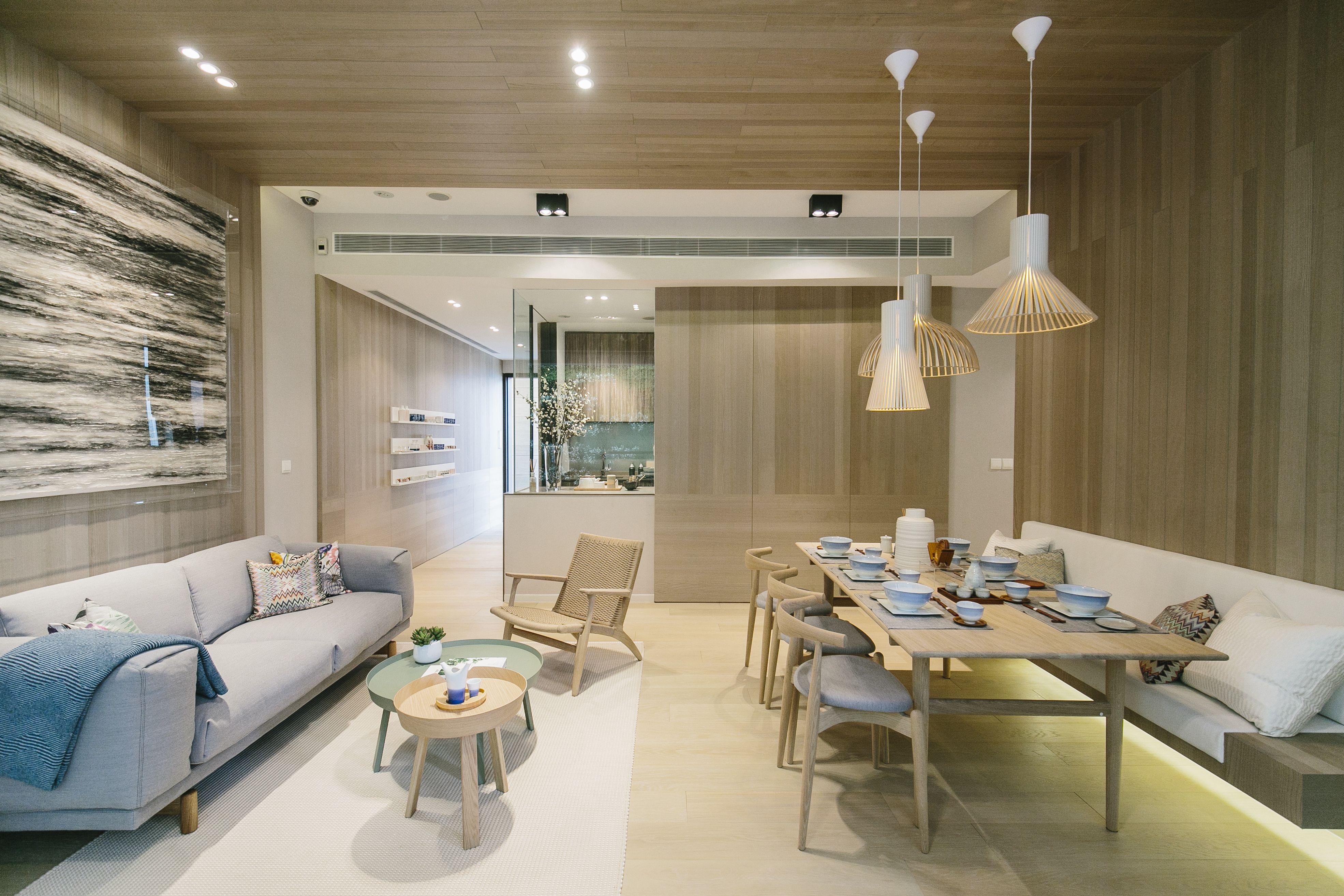 Japanese Luxury. Show Suite by Index Design Pte Ltd  Interior