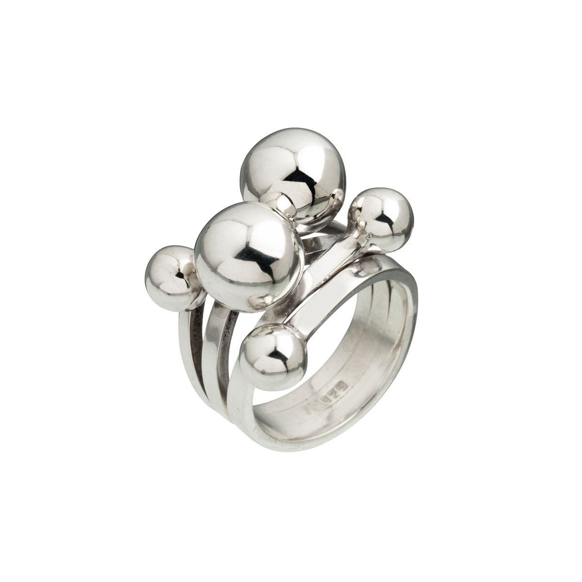 Silver Tiny Infinity signe Anneau Argent Sterling 925 BEST DEAL Bijoux Taille 10
