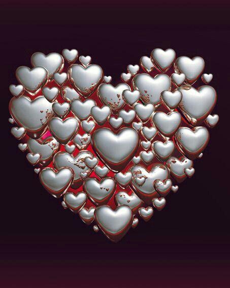 440 idee su Heart nel 2021   cuore, forme del cuore, immagini
