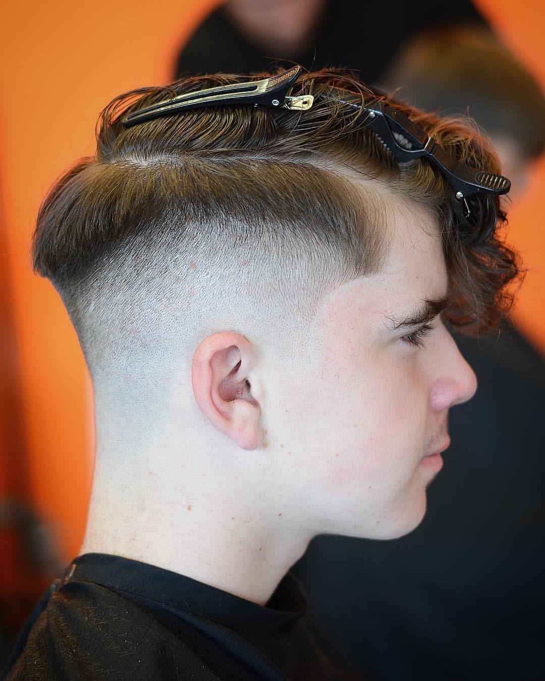 Different types of fade haircuts for men     u u  barber barbershop haircut menshair