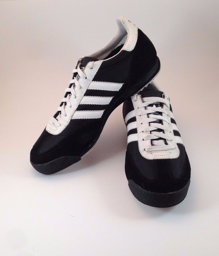 346b46797443 Adidas SL72 Black Rare Trainers Athletic Size US 9.5 UK 9 Classic  Collectable  adidas  AthleticSneakers