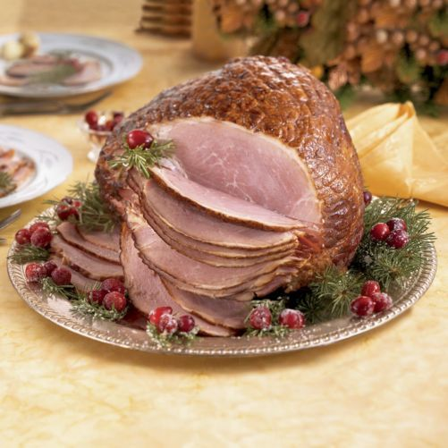 how to cook a fully cooked smoked ham