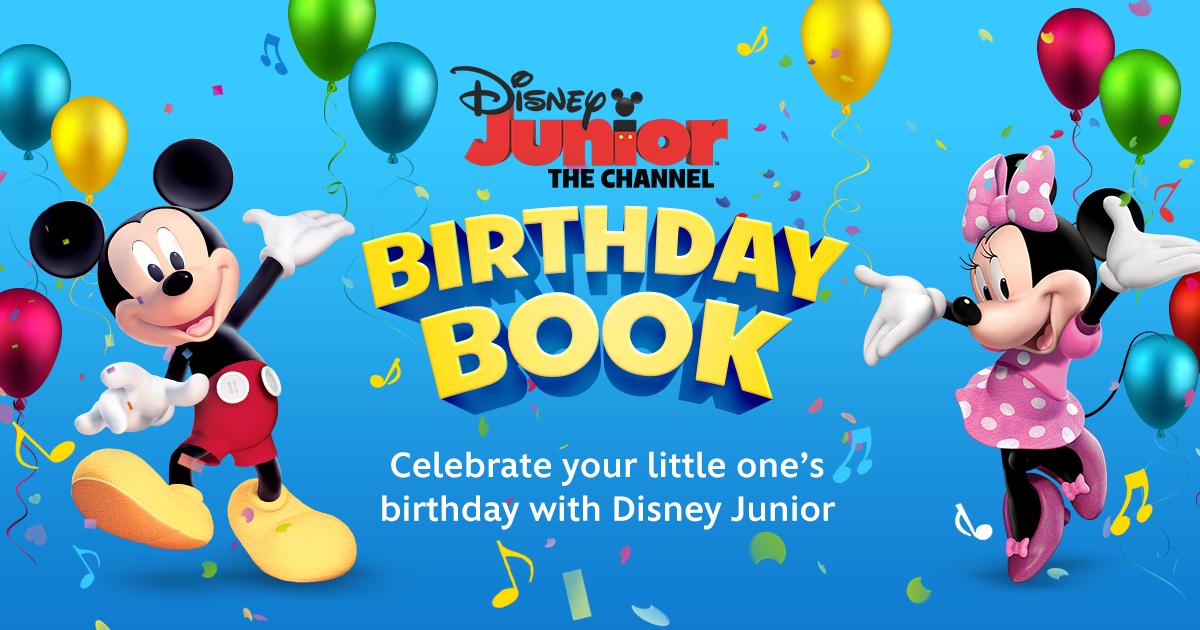disney junior birthday book competition edwin pinterest