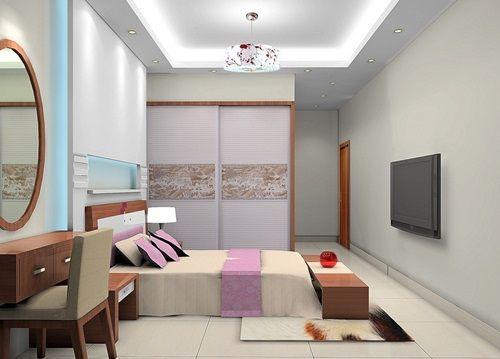 Zen Bedroom Interior Design - Zen Design | Contemporary ...