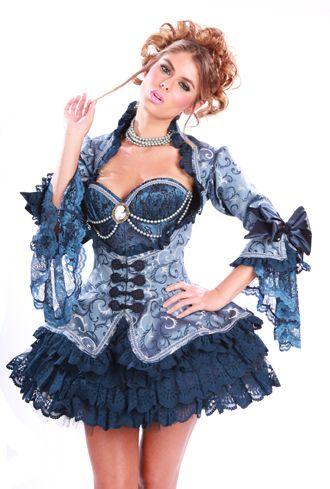 1796e3bb3 As fantasias femininas disponíveis na Breshow para adultos são das mais  variadas