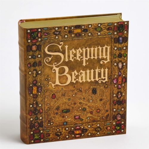 Disney Enesco Sleeping Beauty Storybook Notecard Set Walt Disney
