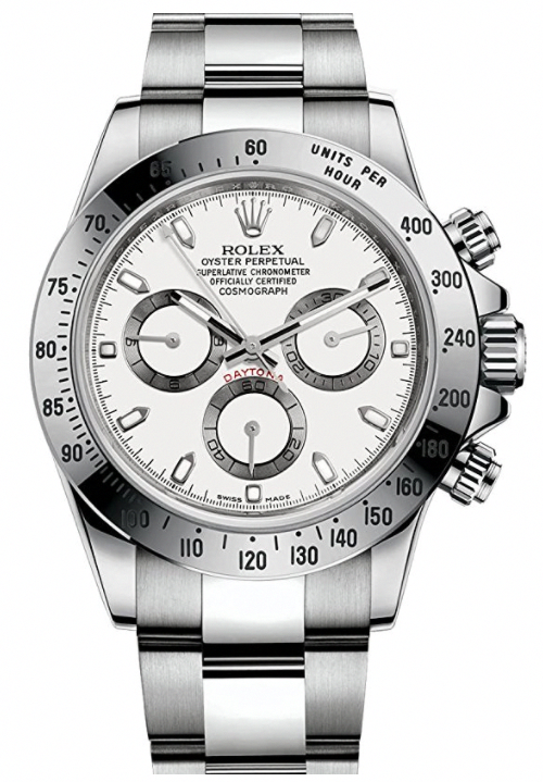 21b3e843d22 Rolex Cosmograph Daytona stainless steel watch  mensluxurywatchesclassy