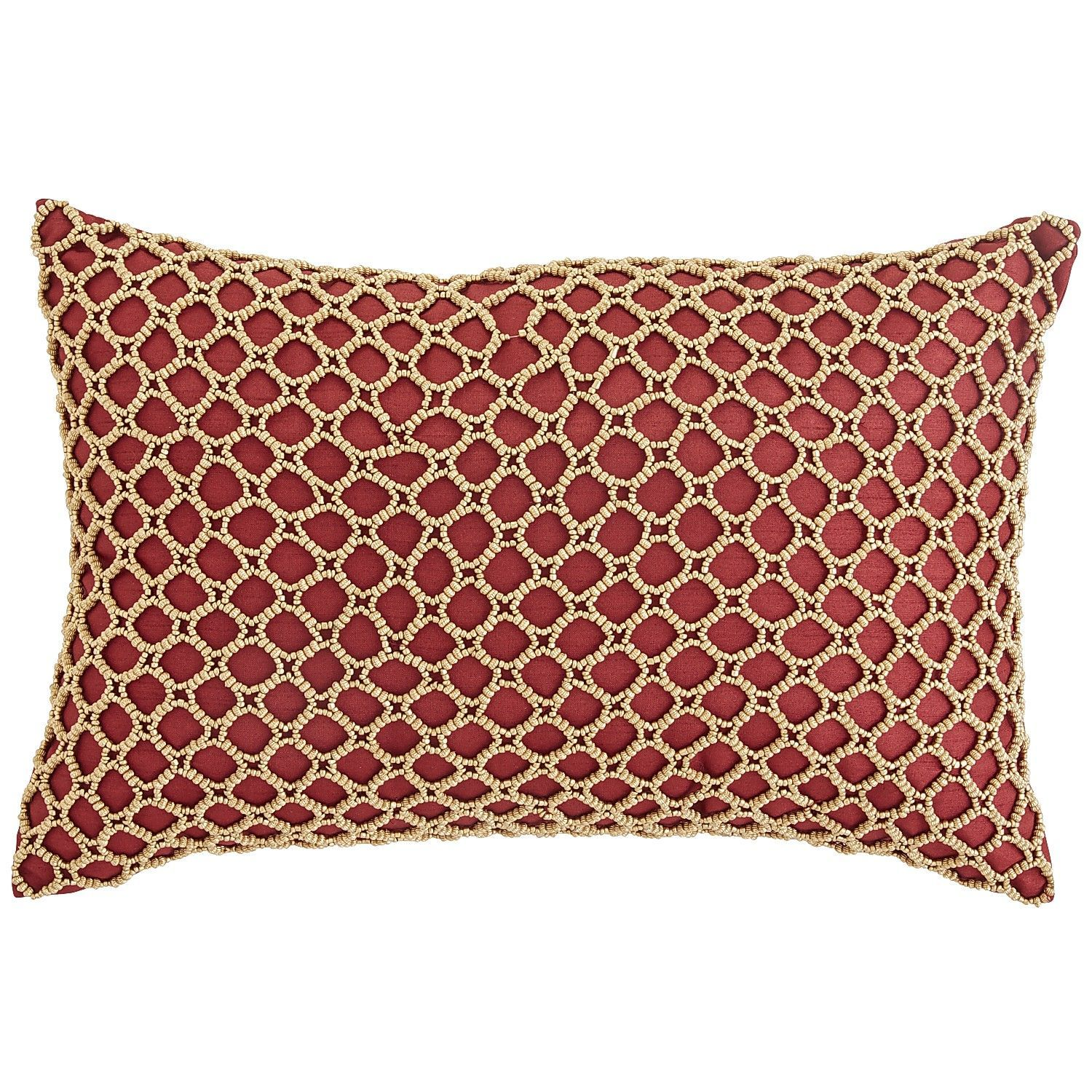 in hand clary the ireland throw burgundy tweed wine loomed bolt products pillows citizenry pillow