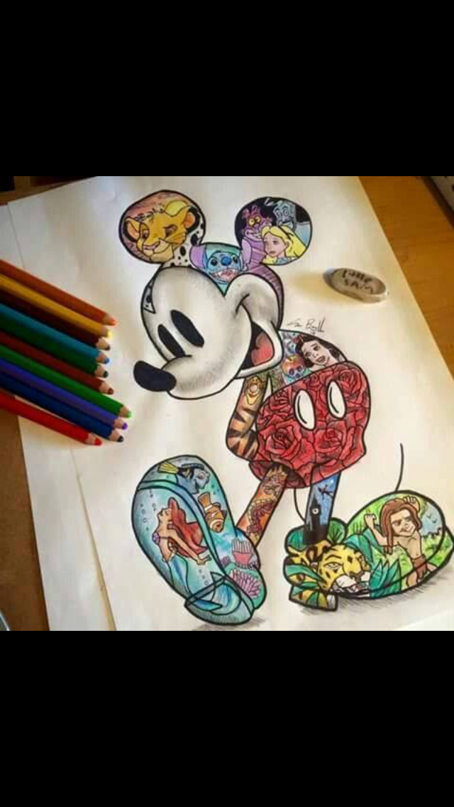 this is an artist but then there is reality