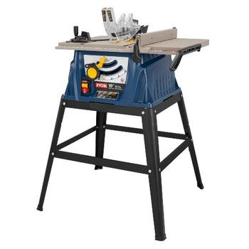 Factory Reconditioned Ryobi Zrrts10 10 In Portable Table Saw With
