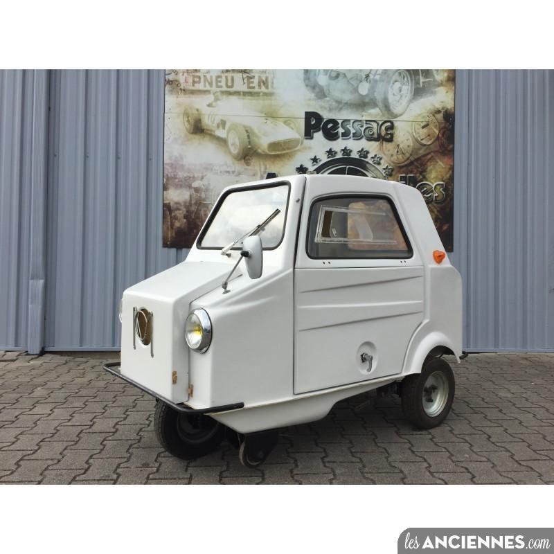 voiture sans permis vintage