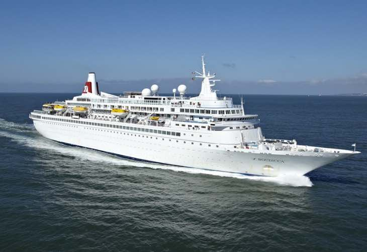 Fred Olsen Boudicca Refurbishment Includes Balcony Cabins - Boudicca cruise ship itinerary