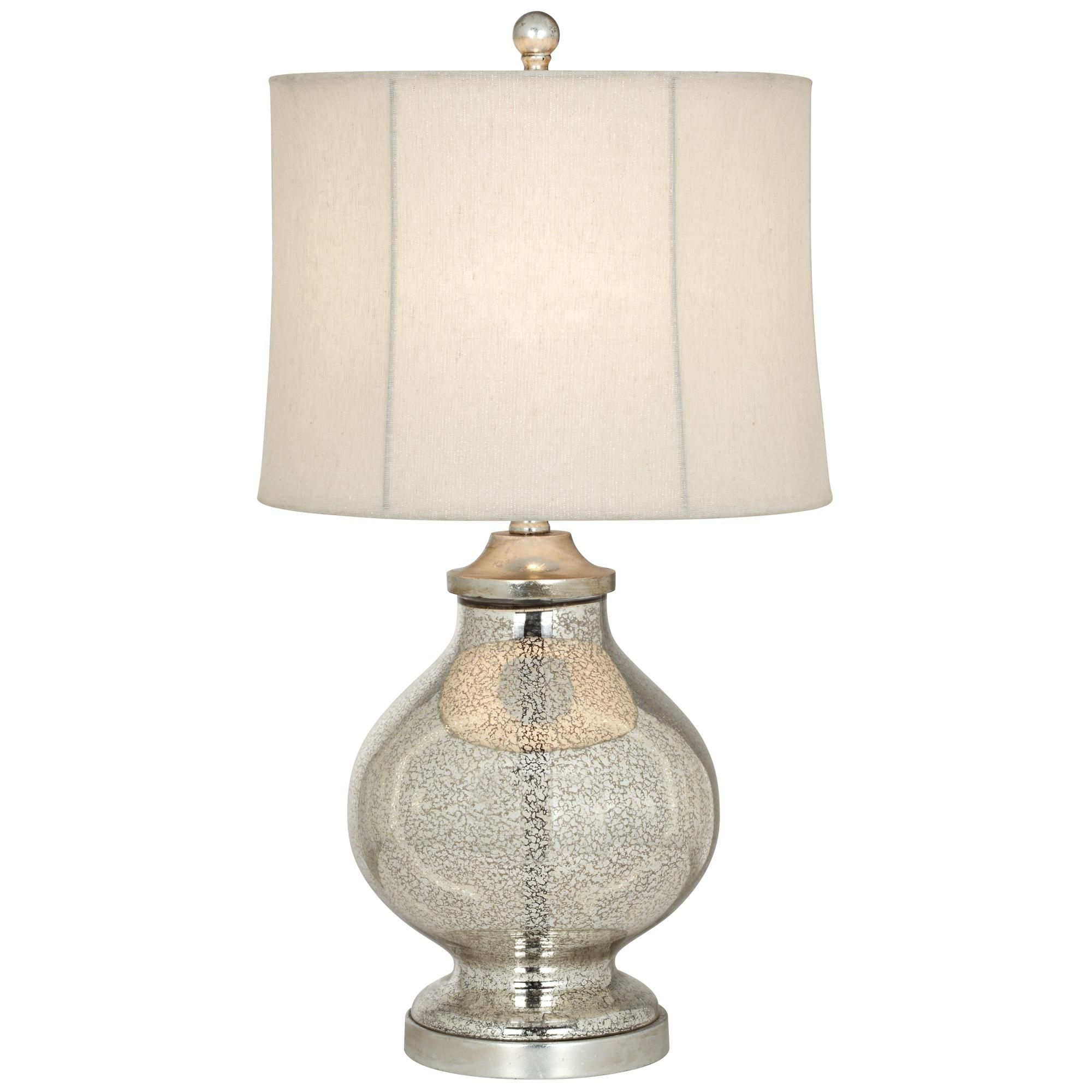 Glass Lamp Tables Ireland Kathy Ireland Manhattan Modern Tall Silver Glass Table Lamp