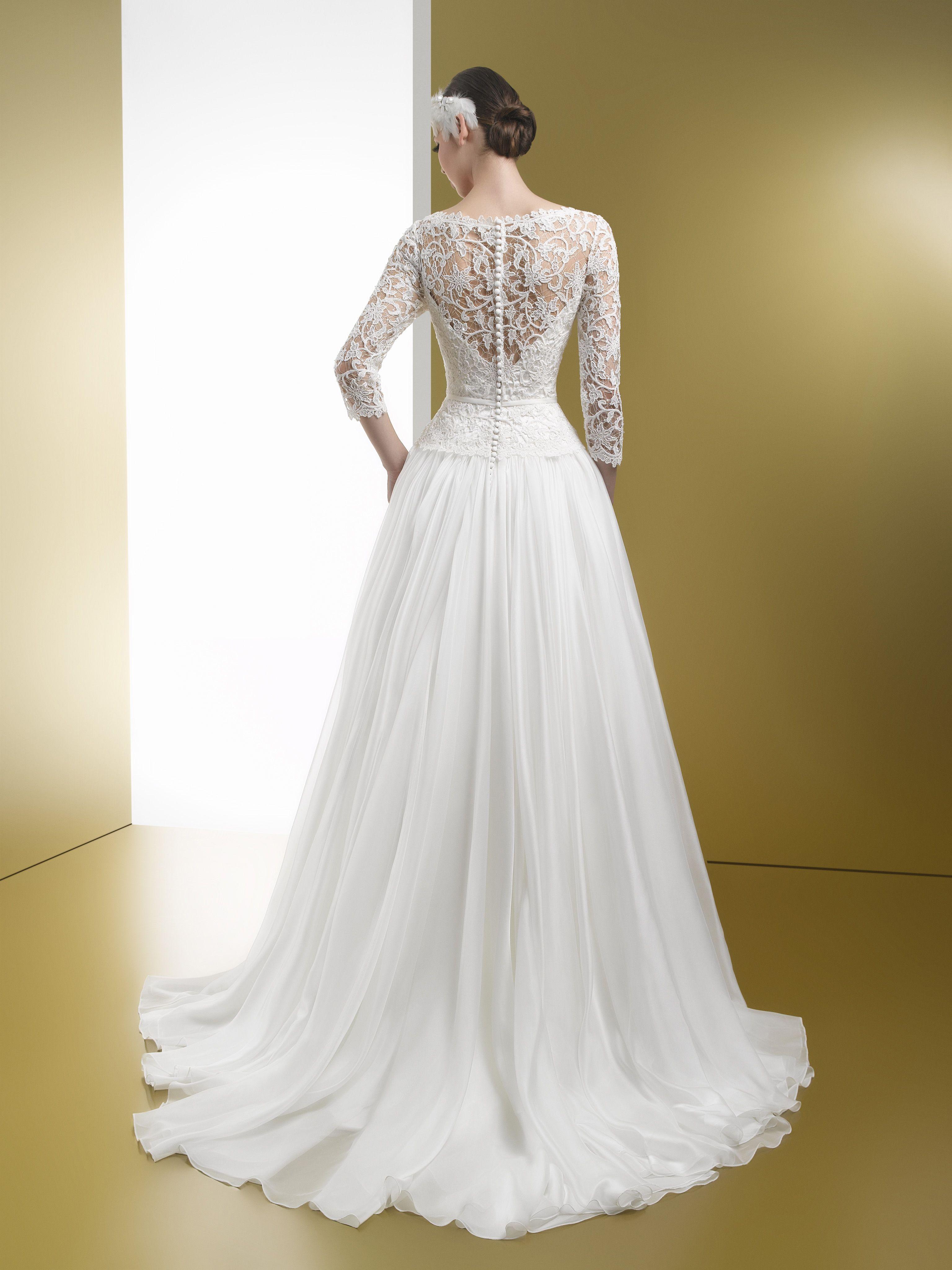 DIAMOND 3 Wedding dresses, Bridal collection 2015, Dresses