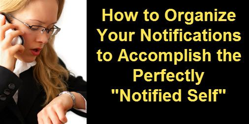 If you have ever wondered how to gain control over your notifications, alerts…